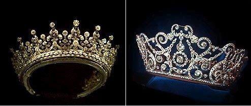 تيجان ملكية  امبراطورية فاخرة Royal-Wedding-Crown