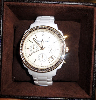 White Haute Watch Find at TJ Maxx