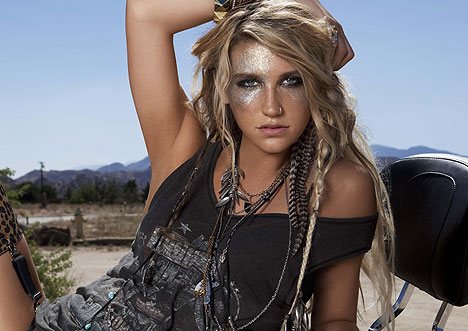 kesha beach photos. feather hair extensions short