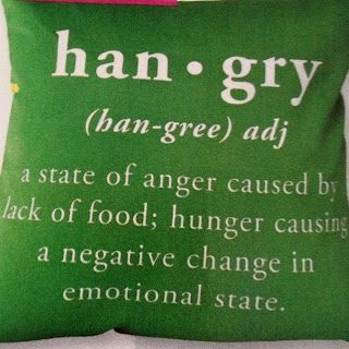 Han-gry, Hangry
