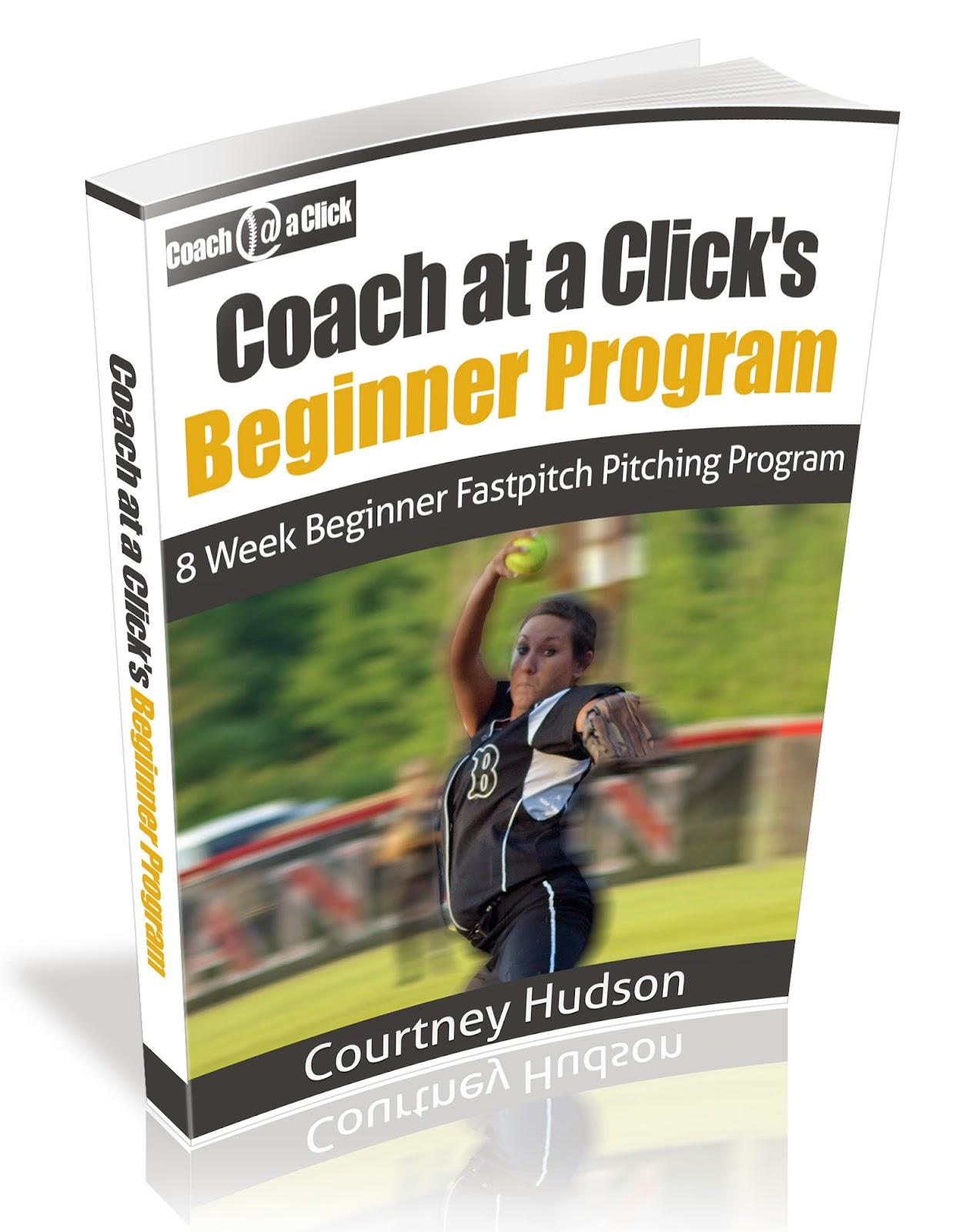 beginner softball pitching tips