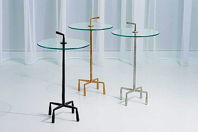 iron drink tables