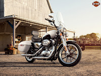 2013 Harley-Davidson XL883L Sportster 883 SuperLow pictures 1