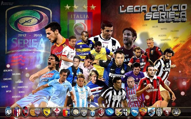 Serie A, Juventus, Roma, Napoli, Fiorentina, Torino, Lazio, Verona, Parma, Milan, Atalanta, Sampdoria, Genoa, Cagliari, Udinese, Chievo, Sassuolo, Bologna, Football, Nicknames,