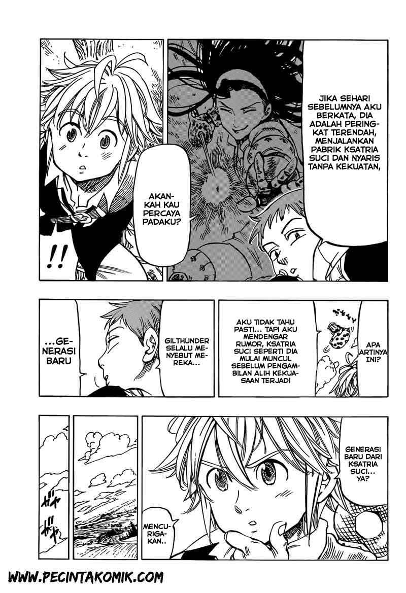 Nanatsu No Taizai Chapter 27-9