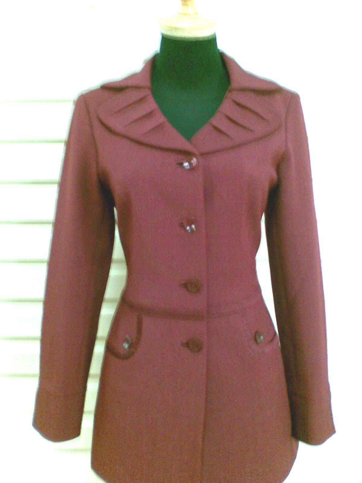 Model Baju Seragam Kantor Wanita