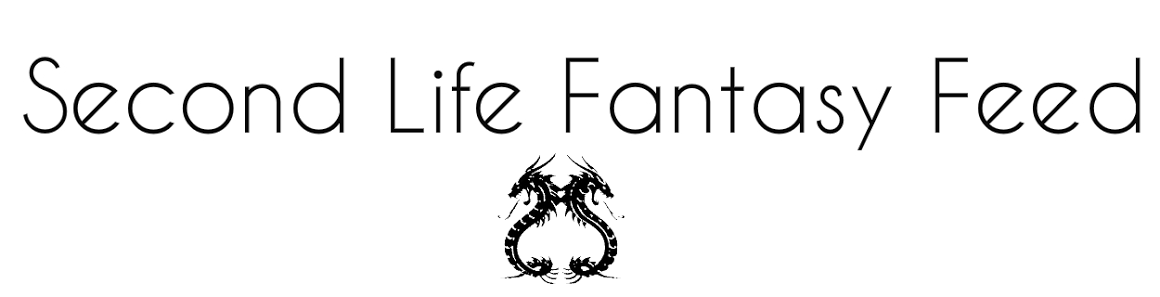 Second Life Fantasy Feed