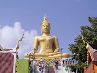 Lord Buddha Statue, Thialand