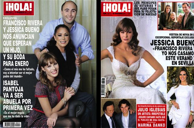 La historia de Kiko Rivera y Jessica Bueno