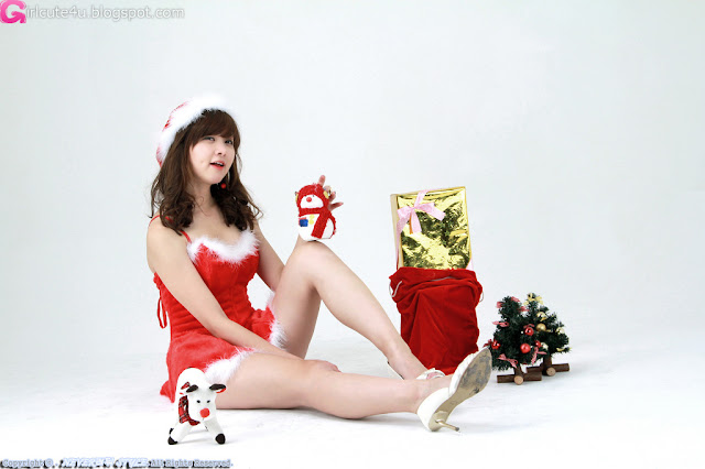 9 Santa Jung Se On-very cute asian girl-girlcute4u.blogspot.com