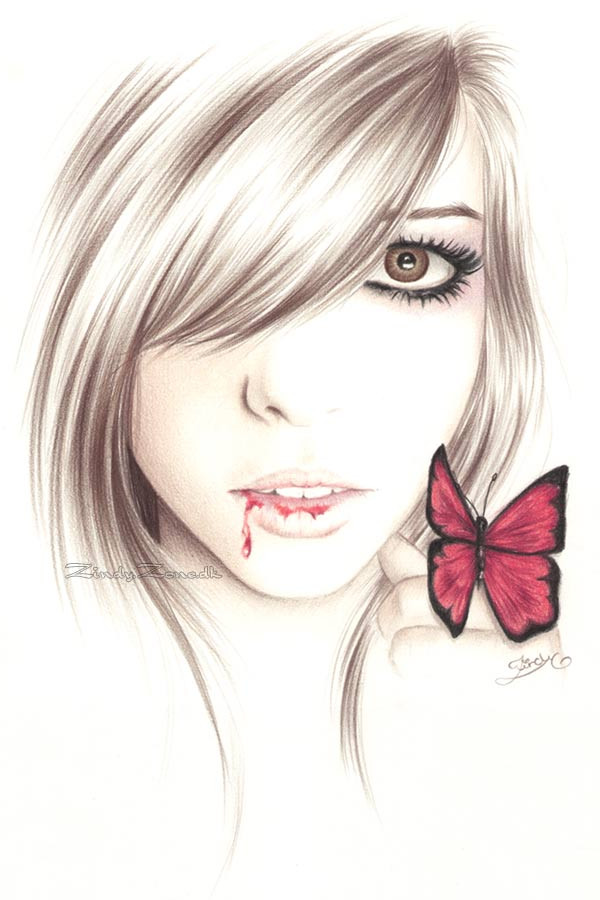 Bleeding Beauty