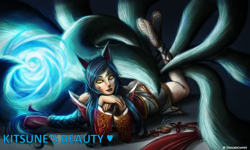 Kitsune's Beauty