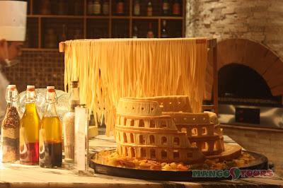Mango Tours Manila Hotel Cafe Ilang-Ilang Italian cuisine