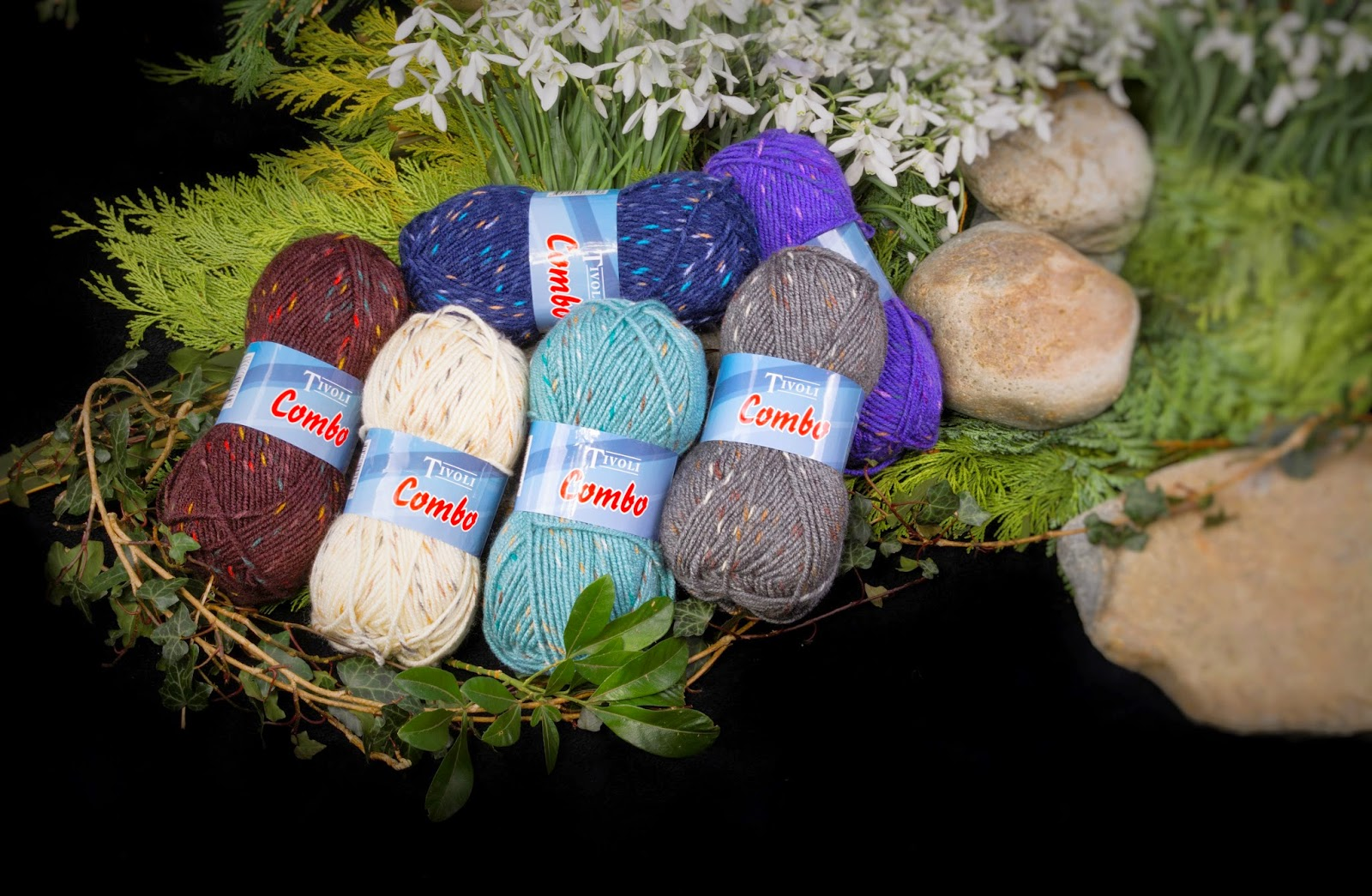 Tivoli Combo Knitting Yarn