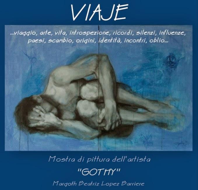 Mostre ad ingresso gratuito nel weekend: Viaje, mostra di pittura alla Casa delle Culture del Mondo di Milano