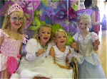 Princess Party Video