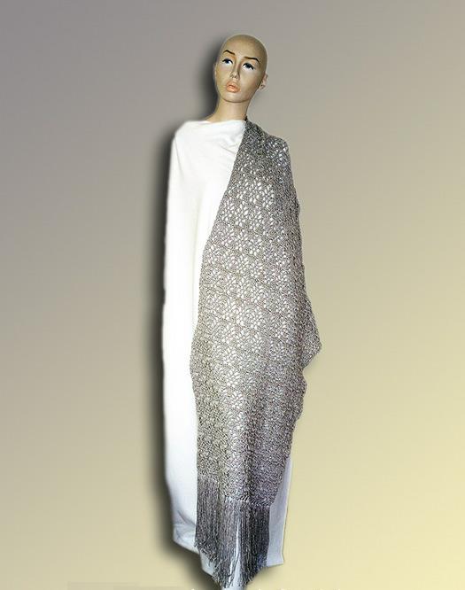 Patron Crochet Pashmina