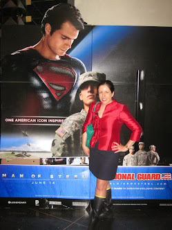 Read What Our Own Lois Lane Has to Say About Man of Steel!  Click on her to read it