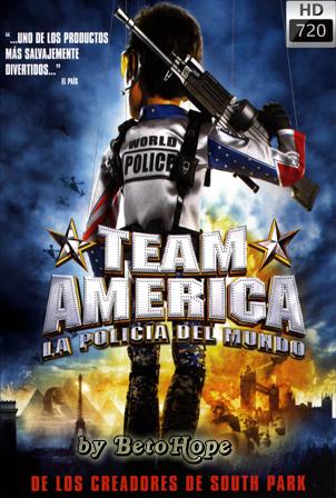 Team America: La Policia del Mundo [720p] [Latino-Ingles] [MEGA]