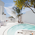 Una villa mediterránea con vistas al marA Mediterranean villa with views to the sea