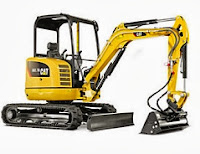 Caterpillar 302.7D CR Mini Excavator