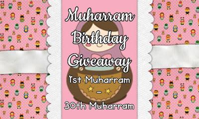 http://misssakuradiary.blogspot.my/2015/10/muharram-birthday-giveaway.html