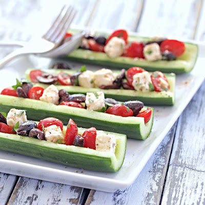 25 Deliciously Healthy Low-Carb Recipes from June 2015 found on KalynsKitchen.com