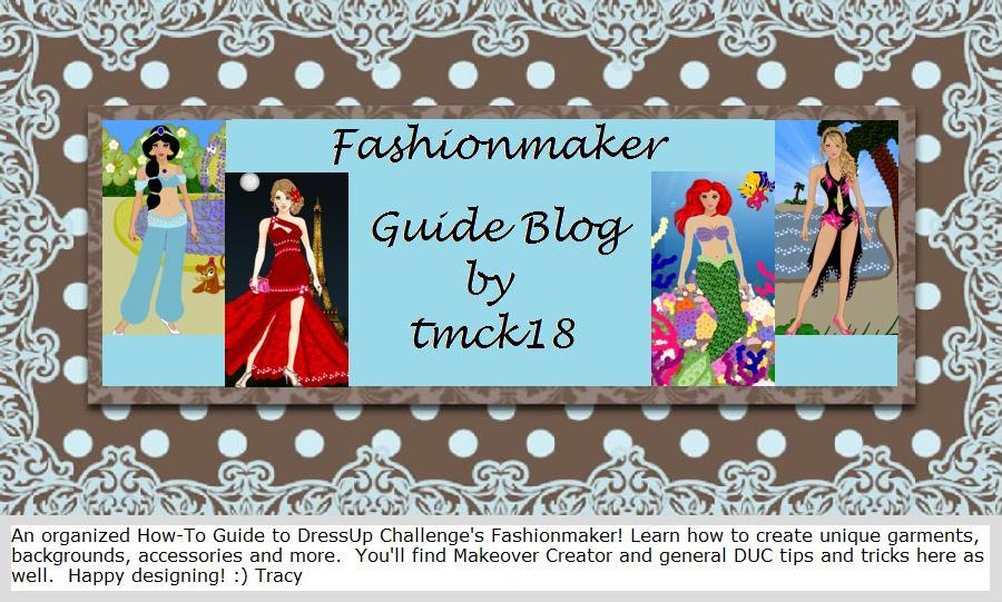 Fashionmaker Guide by tmck18