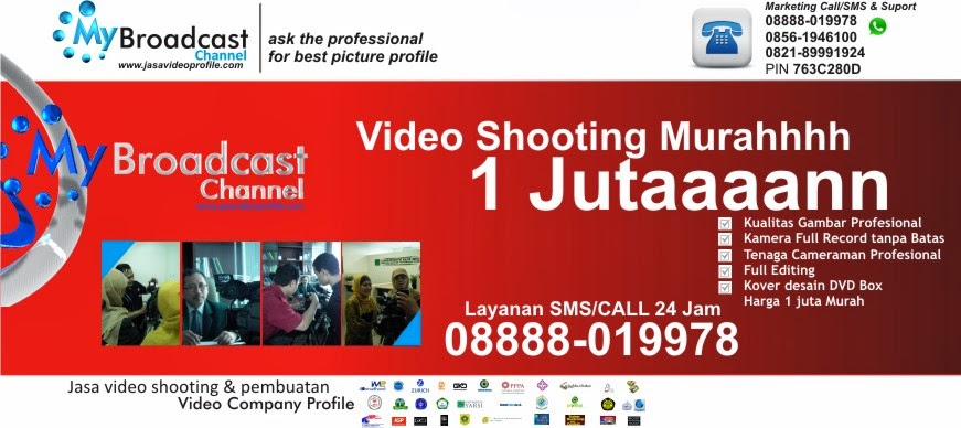 video shooting murah