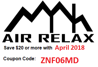 Air Relax Coupon Code