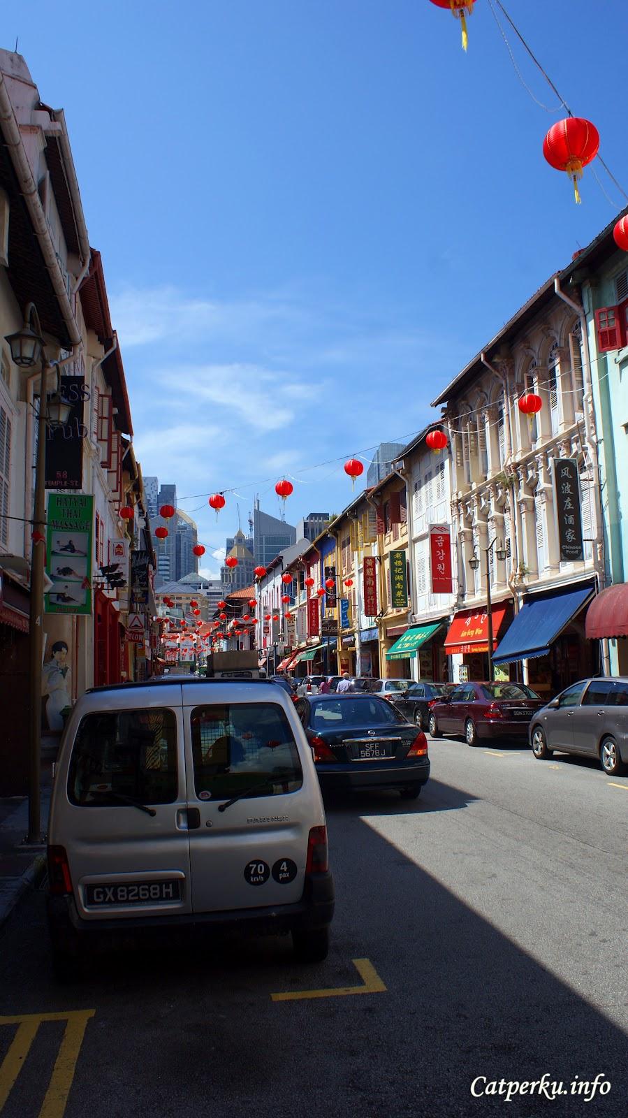 Jalan-jalan ke SIngapore – Mrs. Salim's Life