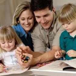 Peran orangtua sangat penting dalam mendorong tumbuh kembang anak