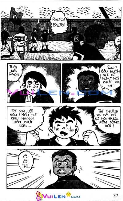 Jindodinho - Đường Dẫn Đến Khung Thành III  Tập 23 page 37 Congtruyen24h