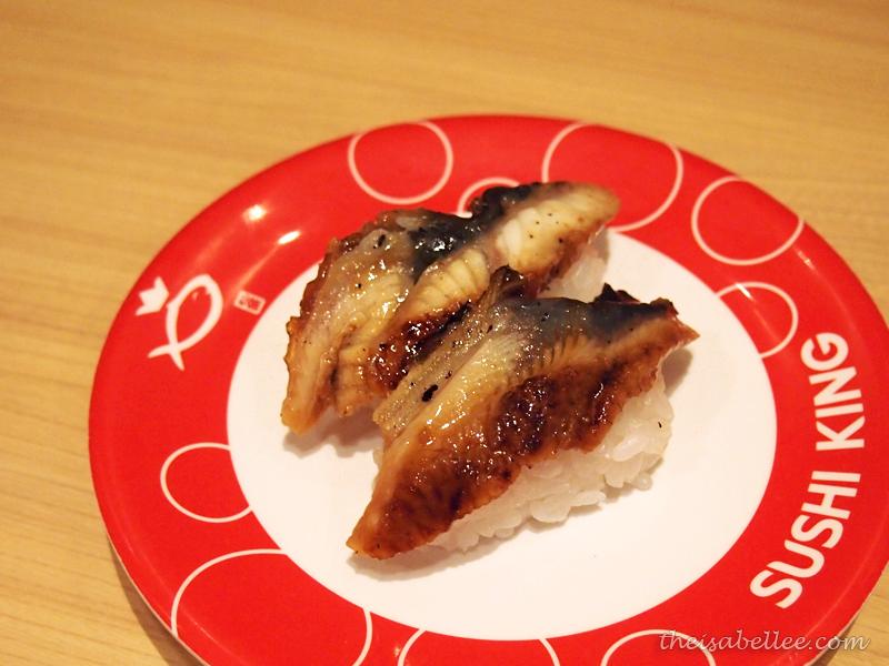 Sushi King Unagi Nigiri