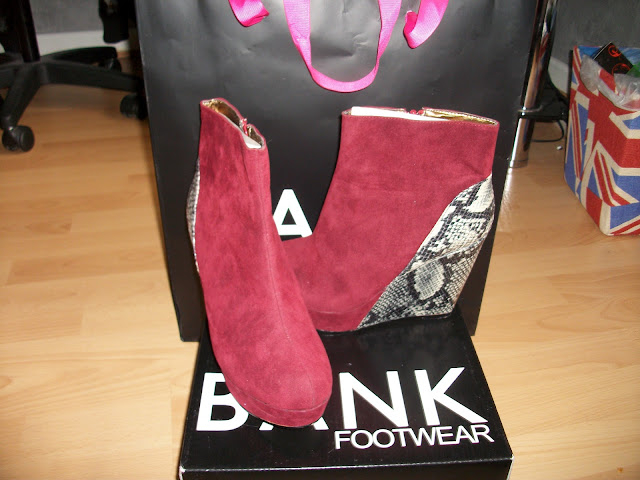 Bank Fashion, Fashion, Bank Wedges, Wedge Boots, How to Walk In wedges, Bank Fashion Sale