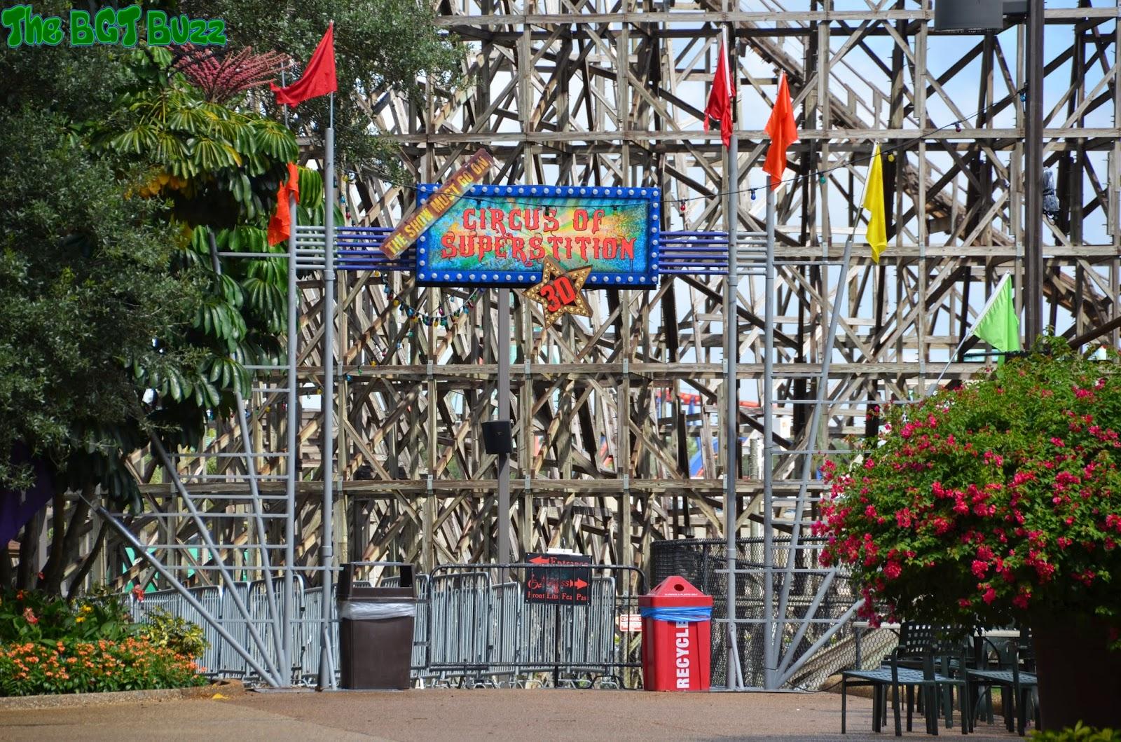 The Bgt Buzz Howl O Scream At Busch Gardens Tampa 2014 Complete Event Review