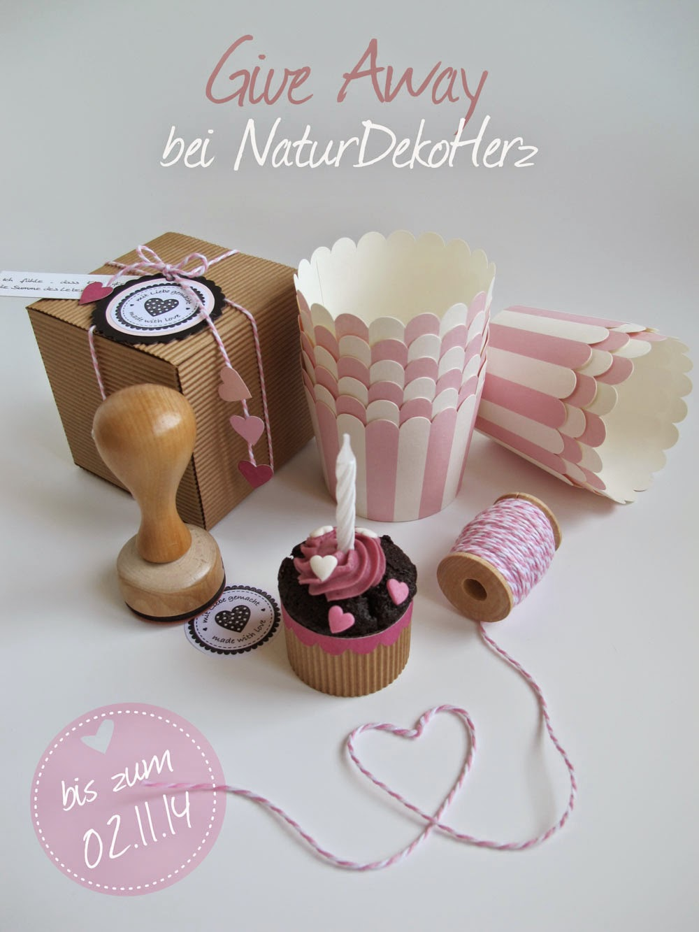 Giveaway bei Christine