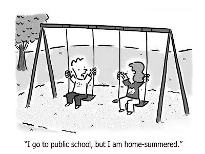 Funny Education Jokes: Funny Education Joke About School Life