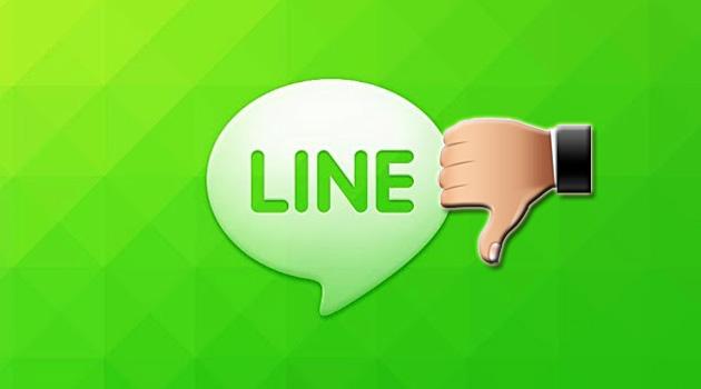 LINE遲遲未對iOS 9更新,引起許多台灣用戶抱怨