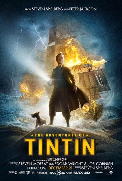 The Adventures of Tintin การผจญภัยของตินติน [HD]