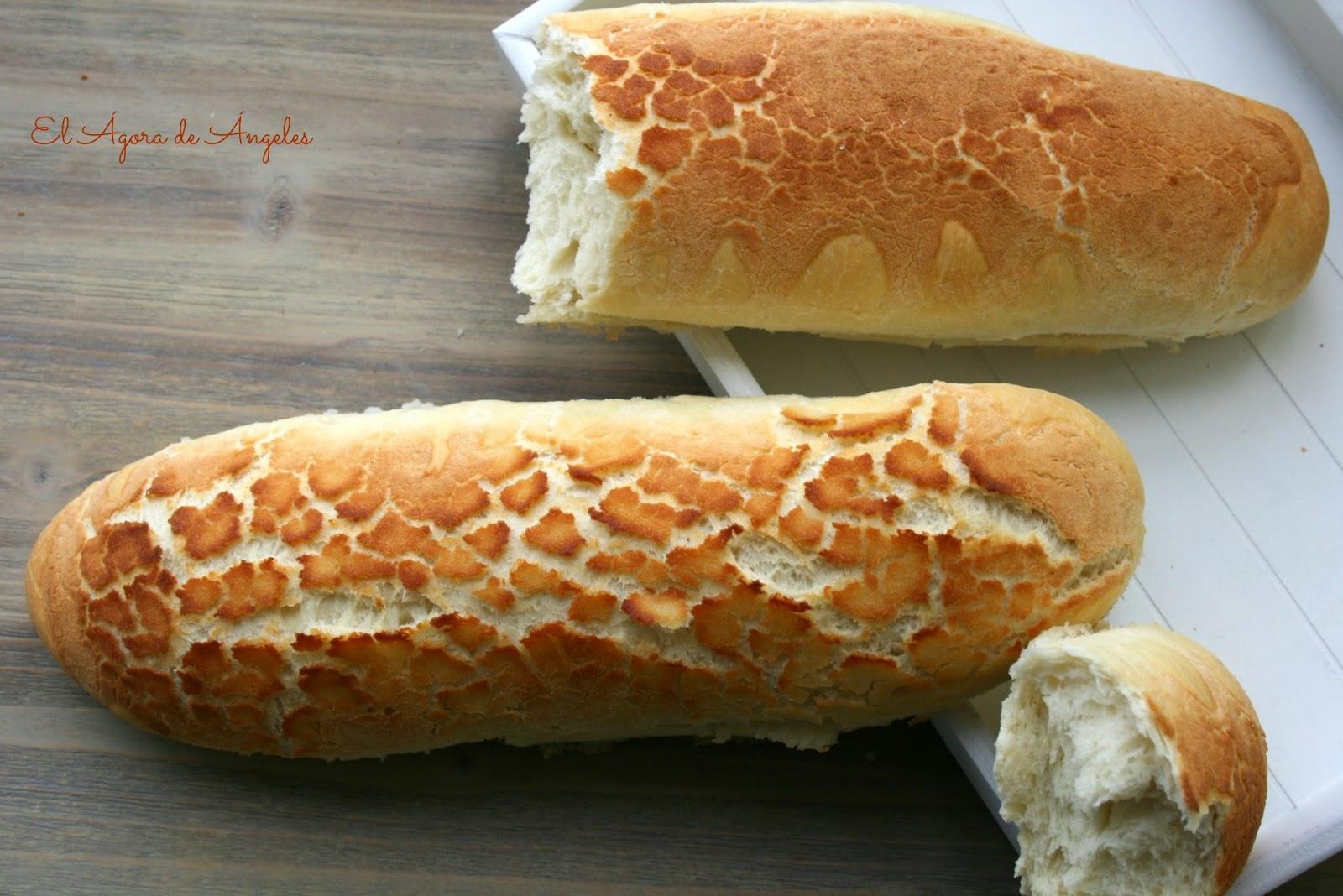 Pan tigre,merienda, bocadillo