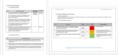 Doc478791 Sample Project Proposal Template Free Free Project – Word Project Proposal Template