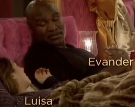 Celebrity Big Brother Evander Holyfield Gay Comments