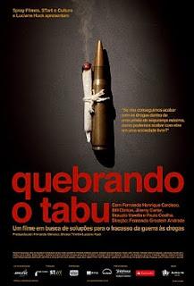 Filme Poster Quebrando o Tabu DVDRip XviD & RMVB Nacional