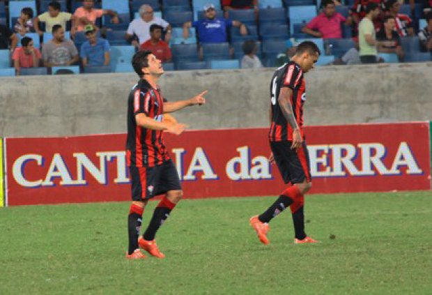 Vitória mantém liderança da Serie B após bater a Luverdense