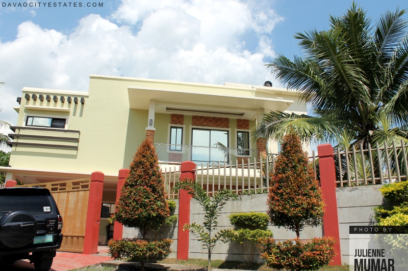 Fully-furnished 3-Storey Damosa House & Lot For Sale