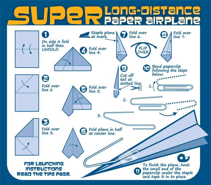 Genius image regarding printable paper airplane instructions