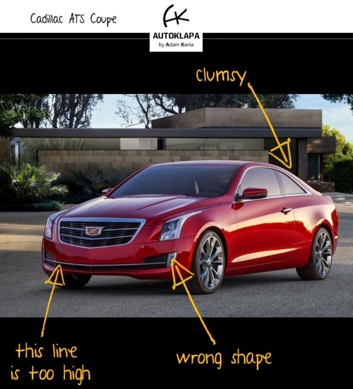 2015 Cadillac ATS Prices Photos Reviews