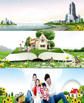 KOREA PSD Template collection May 2012