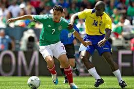 México vs Ecuador, partido amistoso